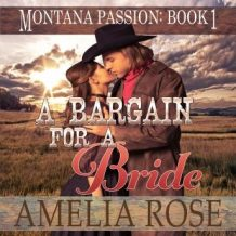 A Bargain For A Bride: Mail Order Bride Historical Western Romance