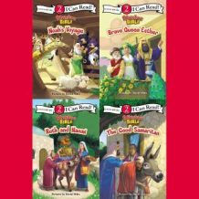 Adventure Bible I Can Read Collection: Level 2