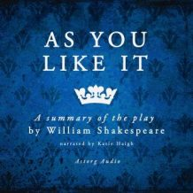 As you like it by Shakespeare, a summary of the play