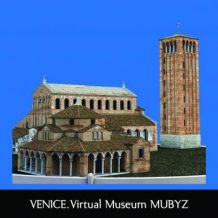 Basilica of Ascension of the Blessed Virgin. Torcello. Venice. Italy