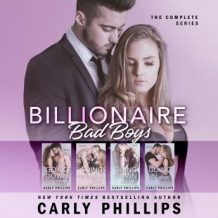 Billionaire Bad Boys Box Set