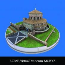 Constantina's Mausoleum, Rome. Italy