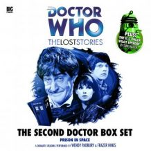 Doctor Who - The Lost Stories - Second Doctor Box Set