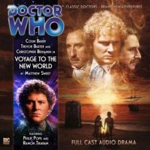 Doctor Who - Voyage to the New World