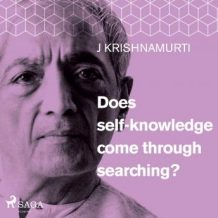 Does self-knowledge come through searching?