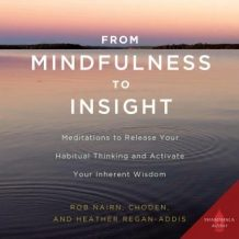 From Mindfulness to Insight: Meditations to Release Your Habitual Thinking and Activate Your Inherent Wisdom