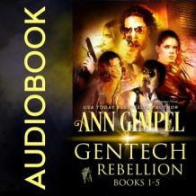 GenTech Rebellion (5-Book Series): Military Romance With a Science Fiction Edge
