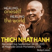 Healing Oneself, Healing the World