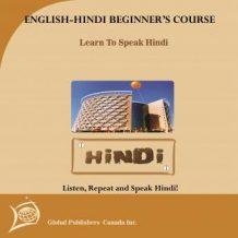 Learn Hindi (English-Hindi Beginners Course)