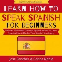 Learn How To Speak Spanish