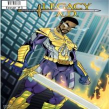Legacy A.D. Issue #1
