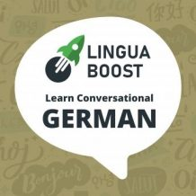 LinguaBoost - Learn Conversational German
