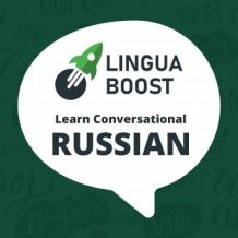LinguaBoost - Learn Conversational Russian