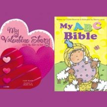 My ABC Bible and My Valentine Story