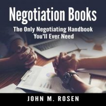 Negotiation Books: The Only Negotiating Handbook You'll Ever Need