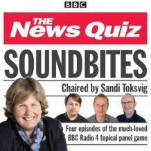 News Quiz: Soundbites: Four episodes of the BBC Radio 4 comedy panel game