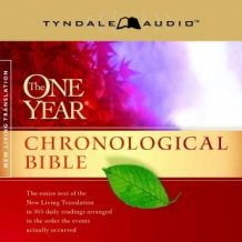 One Year Chronological Bible NLT