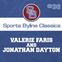 Sports Byline: Valerie Faris and Jonathan Dayton