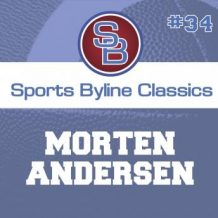 Sports Byline:Morten Anderson