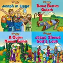 The Beginner's Bible Children's Collection