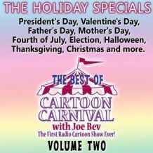 The Best of Cartoon Carnival, Volume 2: The Holiday Specials