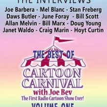 The Best of Cartoon Carnival Volume One: The Interviews