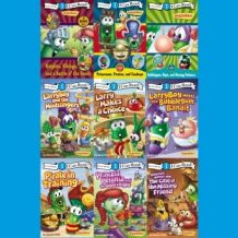 VeggieTales I Can Read Collection: Level 1