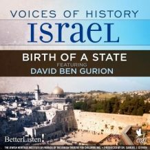 Voices of History Israel: Birth of a State